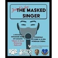 The Masked Singer presented by MLK Center, UGP, BSU, Black Voices Gospel Choir, and SOA