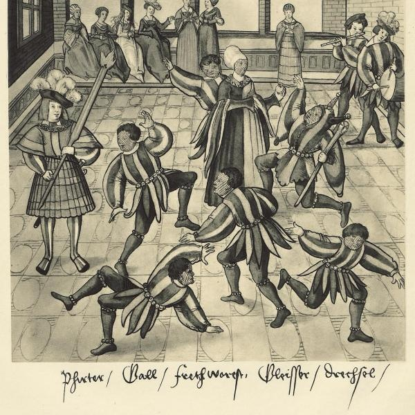 Black Moves: Race, Dance and Power in Early Modern Europe