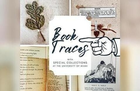 Book Traces with Special Collections at UM