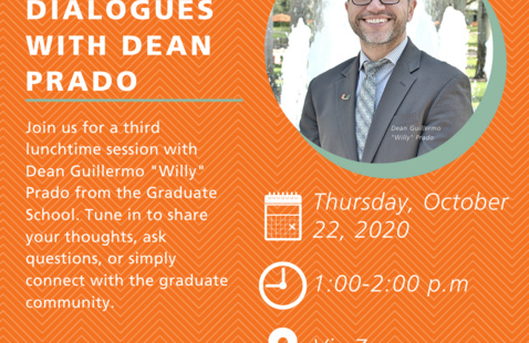Lunchtime Dialogues with Dean Prado