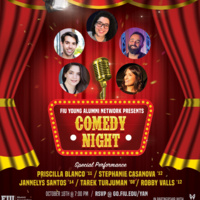 Comedy Night with the Young Alumni Network