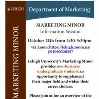 Marketing Minor Information Session | Business