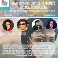Environmental Justice, Pandemics, and Health Inequities