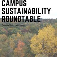 Campus Sustainability Roundtable