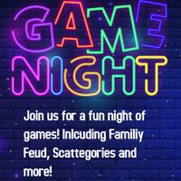 FSU-PC Game Night