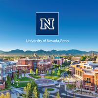 University of Nevada, Reno Panorama and Logo