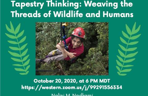 Ecology Presenter Series - Dr. Nadkarni