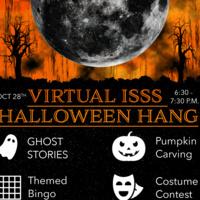 Virtual ISSS Halloween Hang