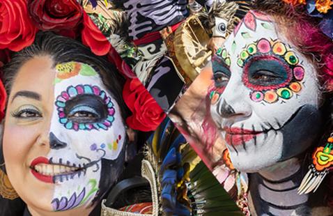 23rd Annual Dia de los Muertos Virtual Festival