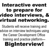 INTERVIEW FACE OFF - Transfer Career Development Workshop