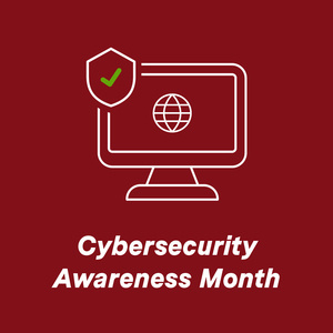 Cybersecuity Awareness Month Raffle