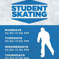 FREE Student Skates