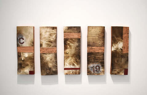 Clay in the Time of COVID: 19 New Works by Sam Rosby