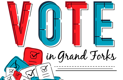 Where to Vote in Grand Forks