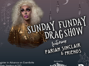 Sunday Funday Drag Show - The Halloween Edition