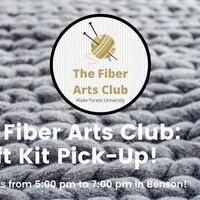 Fiber Arts Club: Craft Kit Pick-Up