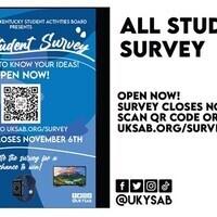 All Student Survey