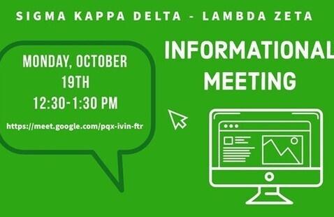 General Meeting - Informational