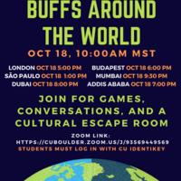 "IFest Committee presents ""Buff's Around the World"""