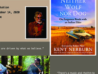 Event image for Author Event with Kent Nerburn (Neither Wolf Nor Dog): Quiet Voices, Important Truths: Life Lessons from Thirty Years of Living and Working in Native America
