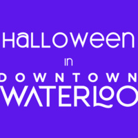 Halloween in Downtown Waterloo