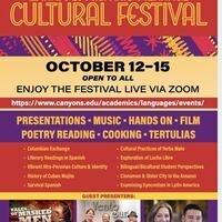 2020 Latinx & Hispanic Heritage Cultural Festival