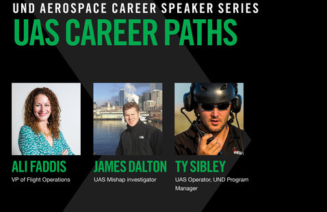 UND Aerospace Career Speaker Series | Episode 5