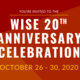 Origins of WiSE Panel