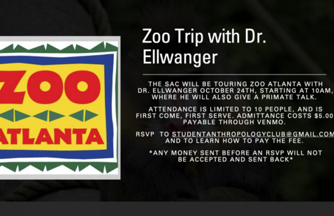 Zoo Atlanta with Dr. Ellwanger