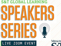"Global Learning Speakers Series: Dr. Marco Cavaglia, ""Missouri's Window to the Sky"""