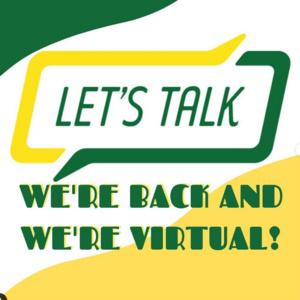 Event: Let's TeleTalk: LGBTQIA+ Support