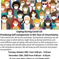 Coping During Covid-19: Practicing Self-compassion in the face of Uncertainty