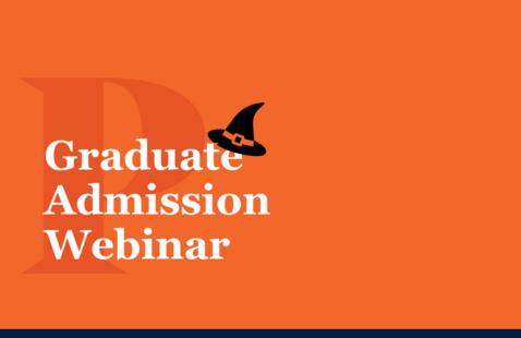 Tips, Tricks & Treats for Applying to Graduate School