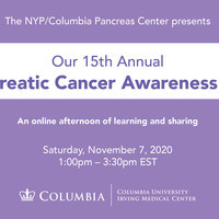 Annual Pancreatic Cancer Awareness Day