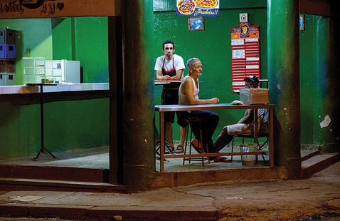Stewart Halperin: Cuba