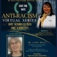 Anti-Racism Virtual Series - Race Correction and Medical Algorithms: A Historical Perspective