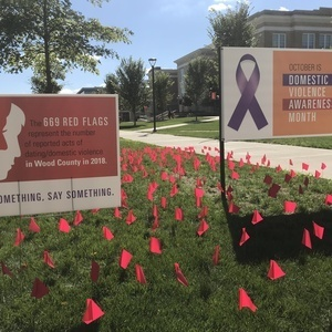 Red Flag Campaign on Campus