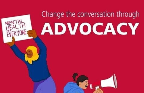PTK & Active Minds Spirit week - Day 3: Advocacy