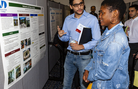 STEM Research Symposium Photo