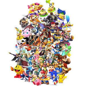 Smash Bros. Tournament