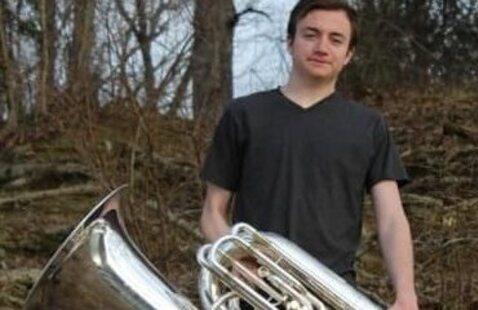Kaden Hedges, Tuba Recital
