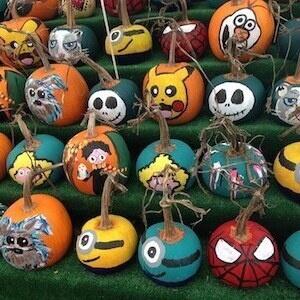 Pop-Up Pumpkin Painting Program #1