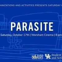 SOA's Saturday Cinema Series: Parasite