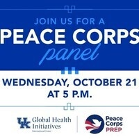 Peace Corps Prep Panel + Recruiter Coming!
