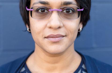 Anuradha Vikram. Photo credit: Brica Wilcox