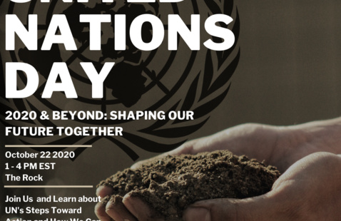 UNITED NATIONS DAY: 2020 & Beyond Shaping Our Future Together