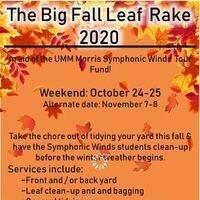 The Big Fall Leaf Rake 2020