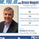 PRSSA Speaker: Bruce Maguire