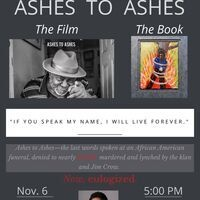 Ashes to Ashes: A Homecoming for the Unburied