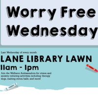 Worry Free Wednesday
